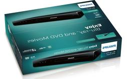 Philips Blu-Ray and DVD Player