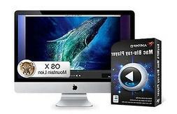 Anymp4 Blu-Ray Player for MAC, Play Movies Video HD, MPG AVI