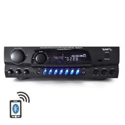 BLUETOOTH 200W DJ HOME THEATER DIGITAL STEREO RECEIVER AMP A