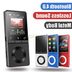 AGPtek Bluetooth 4.0 Lossless Music Player Metal Body Loud S
