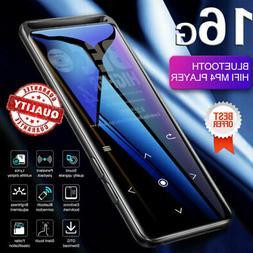 Bluetooth 5.0 MP4 Player Portable Lossless MP3 Player HiFi A