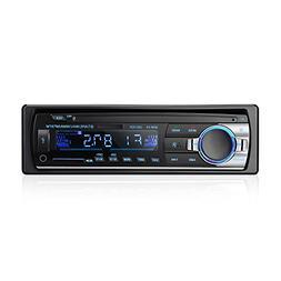Bluetooth Car Audio Stereo Receiver - LESHP Bluetooth Car St