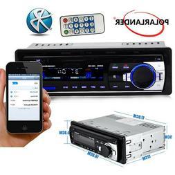 Bluetooth Car radio Stereo Audio In-dash FM AUX Input Receiv