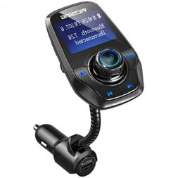 bluetooth fm transmitter for car, energy saving power off sw