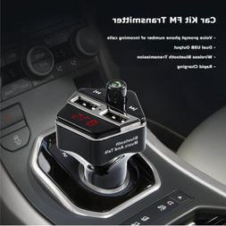 Bluetooth MMC MP3 Player Radio FM Transmitter Car Kit Charge
