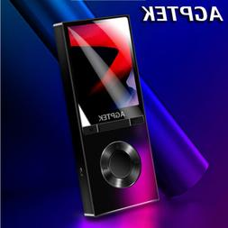 AGPTEK Portable Bluetooth MP Music Player with FM Lossless S