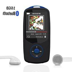 RUIZU Sport Bluetooth 16 GB MP3 Player Hifi Lossless Sound w