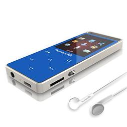 Dansrue Bluetooth MP3 Player 8 GB, Hi-Fi Lossless Sound Meta