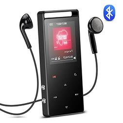 Bluetooth 8GB MP3 Player Touch Button,AGPTEK A01T Lossless S