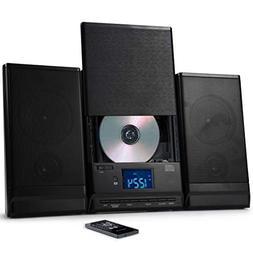 ONN Bluetooth ONA-015 B Audio Compact Home CD Music Shelf Sy