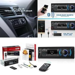 BOSS Radio de Carro para Auto USB Bluetooth AM FM Mp3 Player