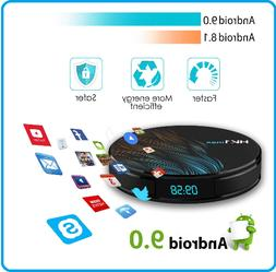 Box Android 9.0 Smart HK1 MAX 3D TV 16GB 32GB 64G RK3328 4K