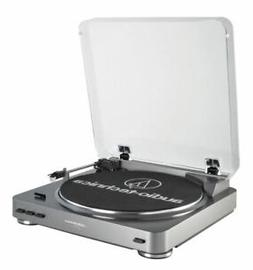 New Audio Technica Fully Automatic Stereo Record Player, Sil