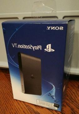 ** Brand New** Unopened Box Sony Playstation TV Black VTE-10