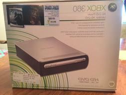 Brand New Microsoft Xbox 360 HD DVD Player, factory sealed b