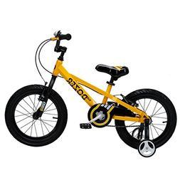 Royalbaby Bull Dozer Fat Tire Burly Kid's Bike, 18 inch whee