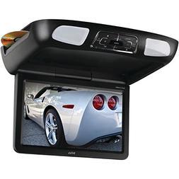 BOSS Audio BV11.2MC 11.2 Inch Flip-Down Car Monitor, DVD/CD/