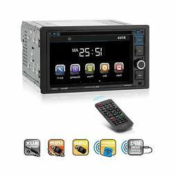 BOSS Audio BV9364B Car Stereo DVD Player – Double Din, Blu