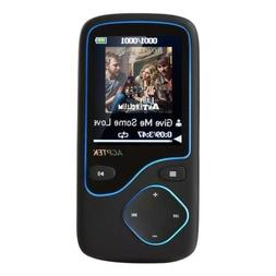 AGPTEK C05 8GB MP3 Player, Updated Bluetooth Lossless Music