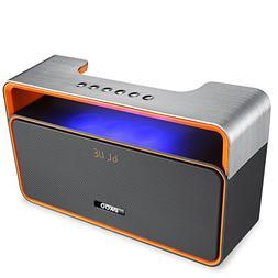 AMERTEER Cannon Wireless Bluetooth Stereo Speakers Poratable