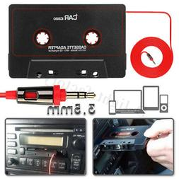 Car Audio Tape Cassette Adapter For Iphone Ipod MPS Radio Na