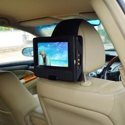 TFY Car Headrest Mount for Swivel & Flip DVD Player-10 Inch