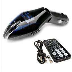 New Car Kit MP3 Player Wireless FM Transmitter Modulator 6 E