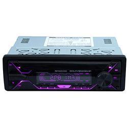radio Car Player, Car Player Bluetooth Call, Support TF U Di