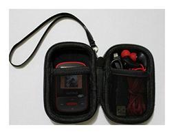 Carrying Hard Case for Apple Ipod Nano, Ipod Shuffle Sansa,P