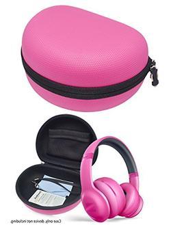 Pink Case for Beats Studio3, JBL Everest 300, E40BT, E45BT,