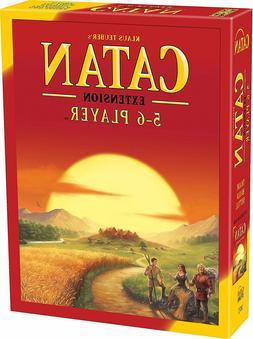 Catan 5-6 Player EXTENSION 5th Edition Game Studio CN3072 Ba