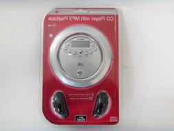 Durabrand CD Player with MP3 Playback CD-968