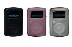 3-Pack of Sansa Clip Skin Cases