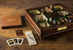 Winning Solutions Clue Luxury Edition Board Game 3 - 6 Playe