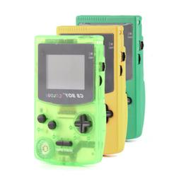 """GB Boy colored Classic 2.7"""" Color Handheld Game Console Game"""