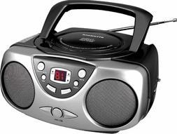 Curtis Sylvania SRCD243 Portable CD Player with AM/FM Radio
