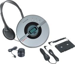 Sony D-EJ106CK Walkman Portable CD Player with Car Kit