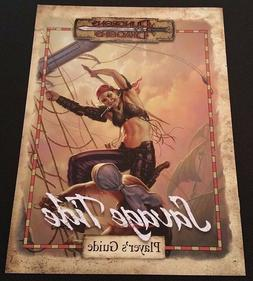 D&D 3.5 SAVAGE TIDE PLAYER'S GUIDE Paizo PZO Dungeons and Dr