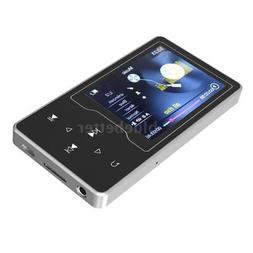 RUIZU D08 Mini 8GB MP3 MP4 Hifi Lossless Music Player FM Rad