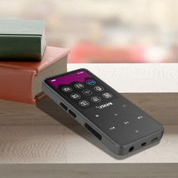 RUIZU D10 8GB Bluetooth MP3 MP4 Player FM Radio 48Hours Loss