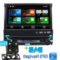 In-dash Android Auto Radio Double 2Din Stereo GPS Touchscree