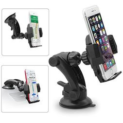 Dashboard Phone Mount , APPS2Car Car Sticky Dash Mount Winds
