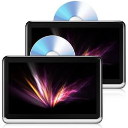 DDAUTO DDA10D Dual Screen Tablet Android 6.0 Portable DVD Pl