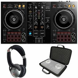 Pioneer DDJ-400 2-Channel Rekordbox DJ Controller w Built-In