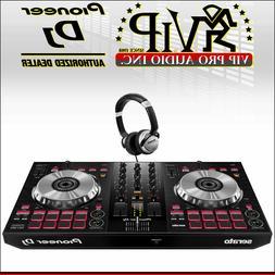 Pioneer DDJ-SB3 SERATO DJ CONTROLLER 2-Channel + Numark HF-1