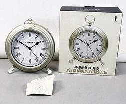 Crosley Decorative Alarm Clock - Retro