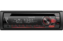 Pioneer DEH-S1100UB 1-DIN Car Stereo CD Player Receiver with