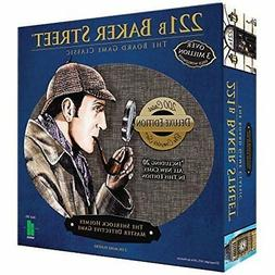 Deluxe 221B Baker Street Board Game - 200 Intriguing Adventu