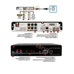 Digital Air HD TV Tuner 1080p + USB Recording / Media Player