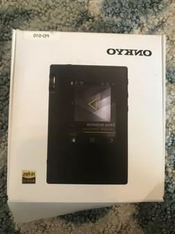 Onkyo Digital Audio Player, Black PD-S10 16gb 2 Slots 192kHz